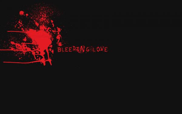 Bleeding Love By Proxiii, Bloody