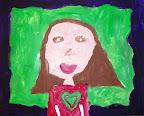 Self-Portrait by Julia