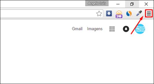 Como navegar anônimo no Chrome (Desktop) - Visual Dicas