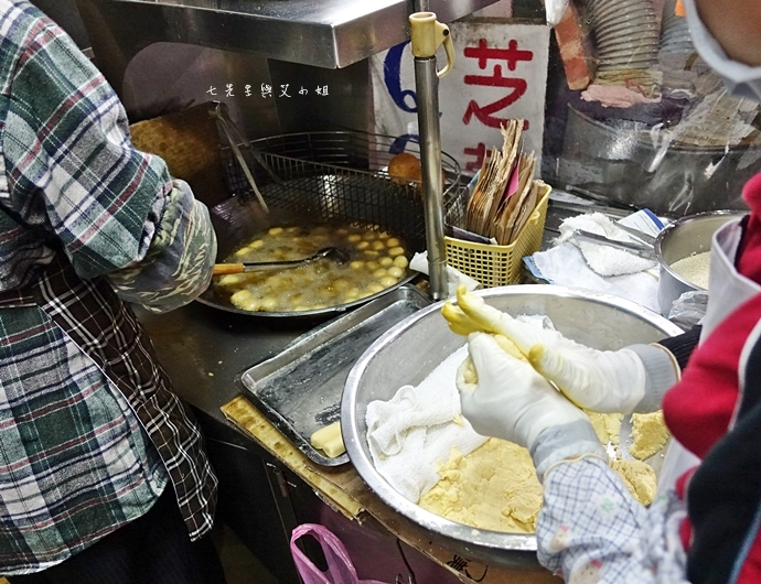 5 新莊公園建豐街 QQ蛋 芝麻球 新莊美食