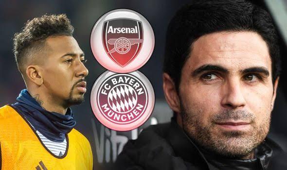 Arsenal closely monitoring Boateng
