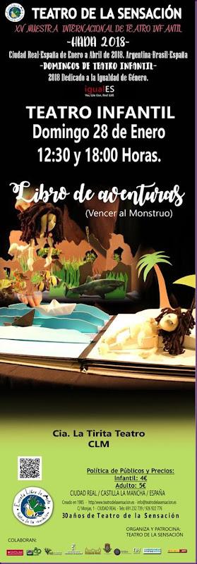 libro de aventuras.