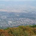 pogled na Skopje