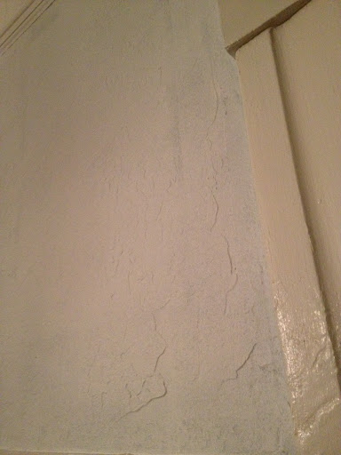 OHW View topic Smoothing out a textured wall