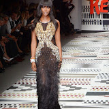 OIC - ENTSIMAGES.COM - Naomi Campbell at the Fashion For Relief - catwalk show & fundraiser at Somerset House in London 19th February 2015  Photo Mobis Photos/OIC 0203 174 1069