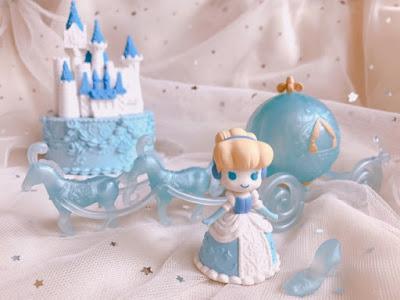 婚享。超夢幻婚禮Deco ❤ Cinderella翻糖蛋糕開箱(有片)