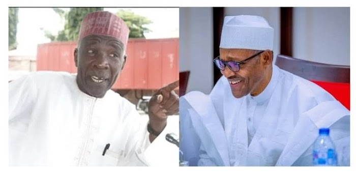 I won't Keep quiet, Buhari will leave Nigeria in pieces by 2023 — Galadima