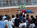 Educação Infantil participa de integração com acadêmicos da UFSM