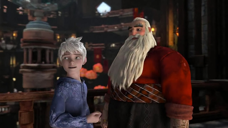 Screen Shot Of Hollywood Movie Rise of the Guardians (2012) In Hindi English Full Movie Free Download And Watch Online at Alldownloads4u.Com