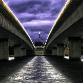 by Michael Miller - Buildings & Architecture Bridges & Suspended Structures
