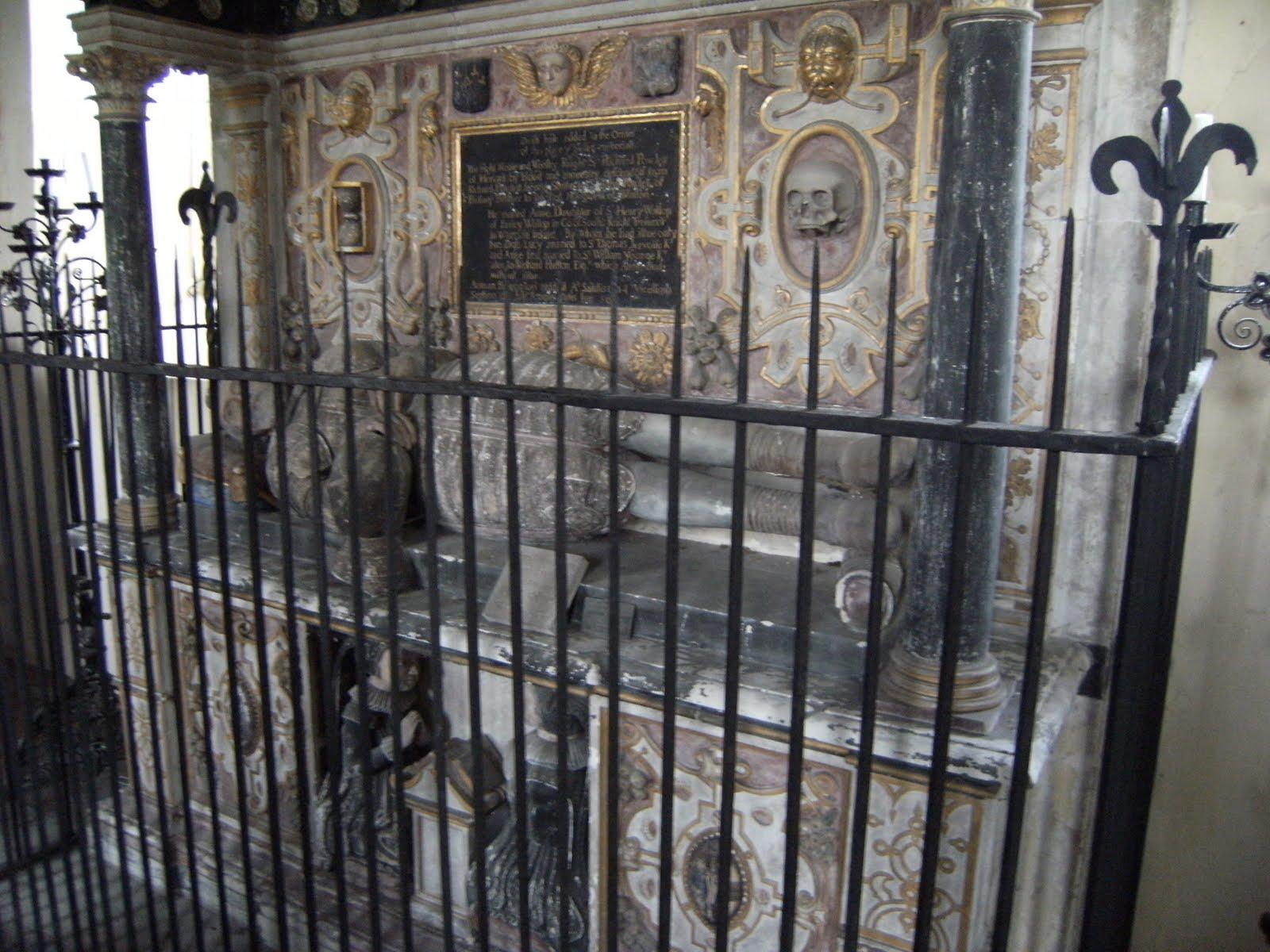 DSCF2711 Monument in St Nicholas' Church, Freefolk