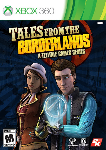 [GAMES] Tales From The Borderlands (XBOX360/Region free)