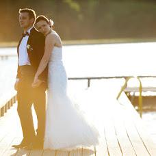 Wedding photographer Aga Kryspin (agakryspin). Photo of 24.07.2015