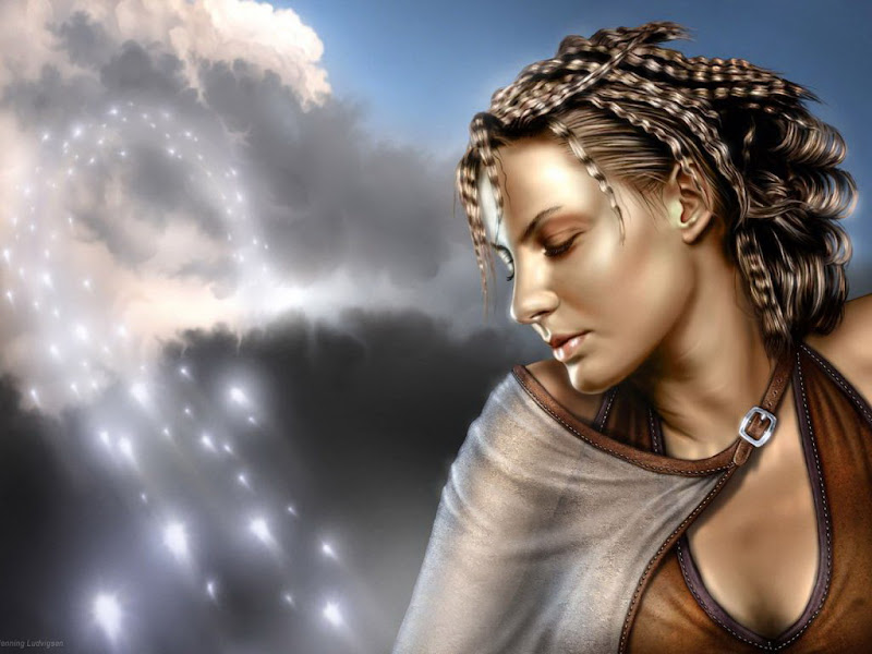 Cloud Girl Magic, Magic Beauties 2