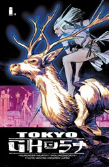 Actualización 25/08/2016: Agregamos dos números... a uno de la gran final, Tokyo Ghost #08 y #09, traducidos por Floyd Wayne y maquetados por Arsenio Lupín.