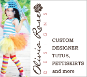 Olivia Rose Designs Custom Designer Tutu Boutique