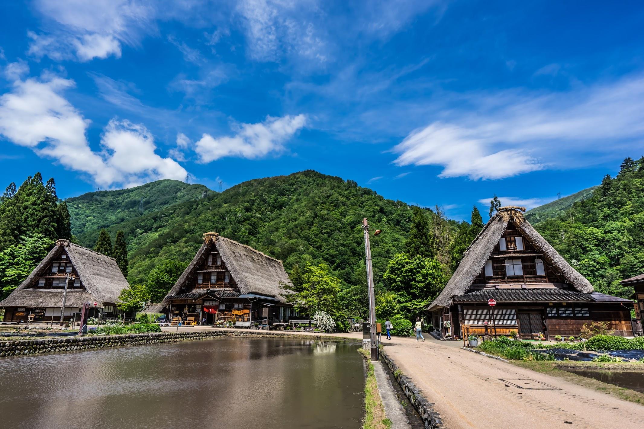 Gokayama Suganuma Gassho-zukuri Village3