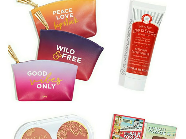 What's in my Ipsy Glambag? August 2017 Edition
