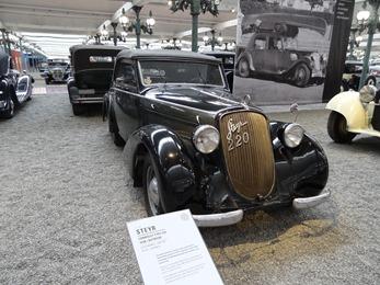 2017.08.24-154 Steyr Cabriolet Type 220 1938