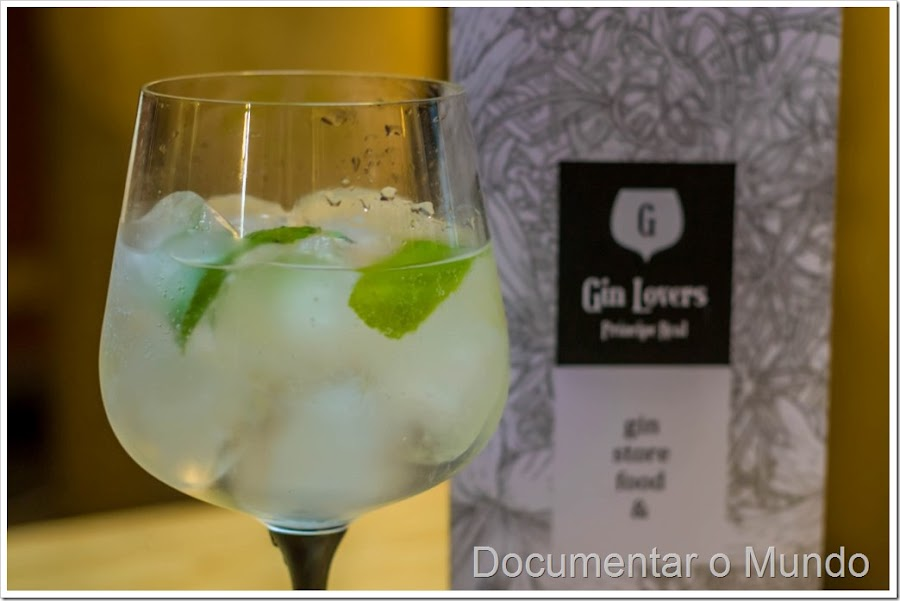 Onde comer no Príncipe Real; Gin Lovers