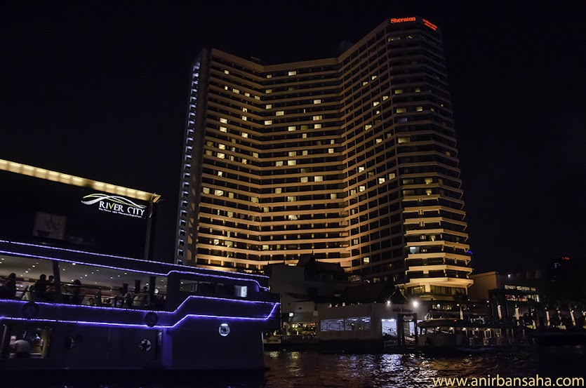 river cruise, Bangkok, Bangkok boat