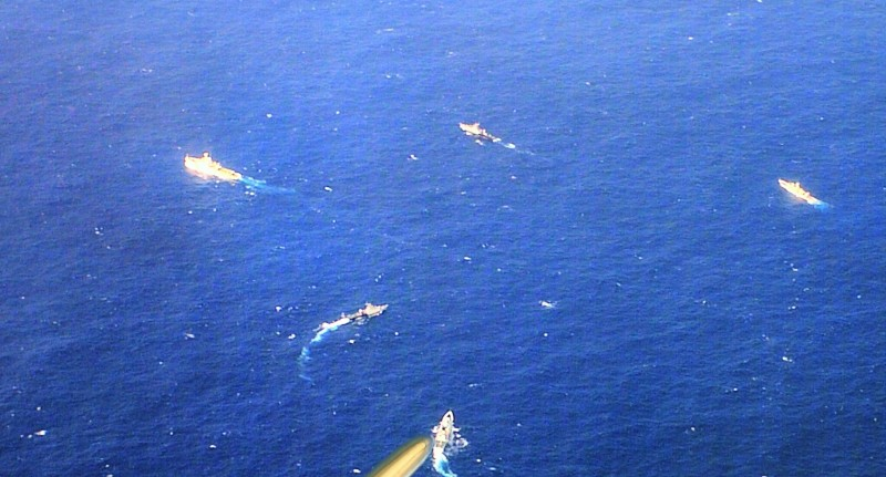 Paska-Kunjungan Jokowi di Natuna, Kapal Ikan Asing Semakin Bertambah
