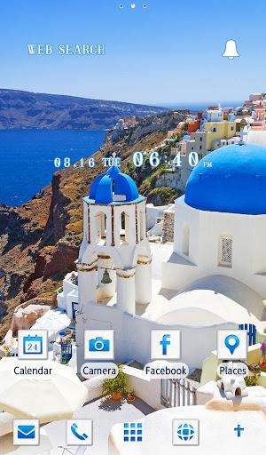 Santorini, Greece +HOME Theme 1.0.0 Windows u7528 5