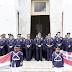 La Fuerza Aérea de República Dominicana deposita ofrenda floral en el Altar de la Patria