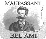 Guy De Maupassant Bel Ami Illustee