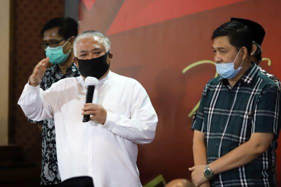Din Syamsuddin Pertanyakan Pembatalan Haji 2021 dengan Alasan Pandemi
