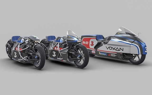 6 set new world records and six to-be-beaten this weekend in Max Biaggi's Voxan Wattman electric motorcycles attempt