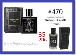 Парфюм FM 470 PURE - ROBERTO CAVALLI - Uomo