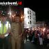 Pawai Taaruf di Cibadak Ribuan Obor Mengular Sepanjang Jalan