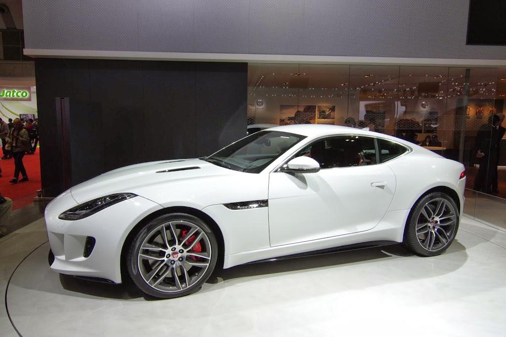Jaguar F-Type Coupe 12