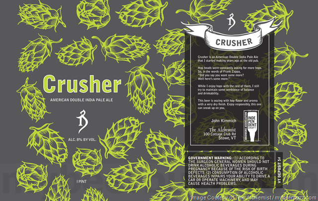 The Alchemist - Crusher 16oz Cans