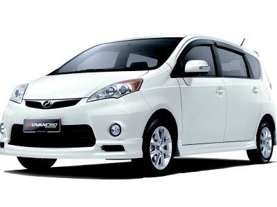 Perodua lancar versi Alza Advanced baru