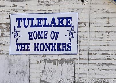 Tulelake Sign