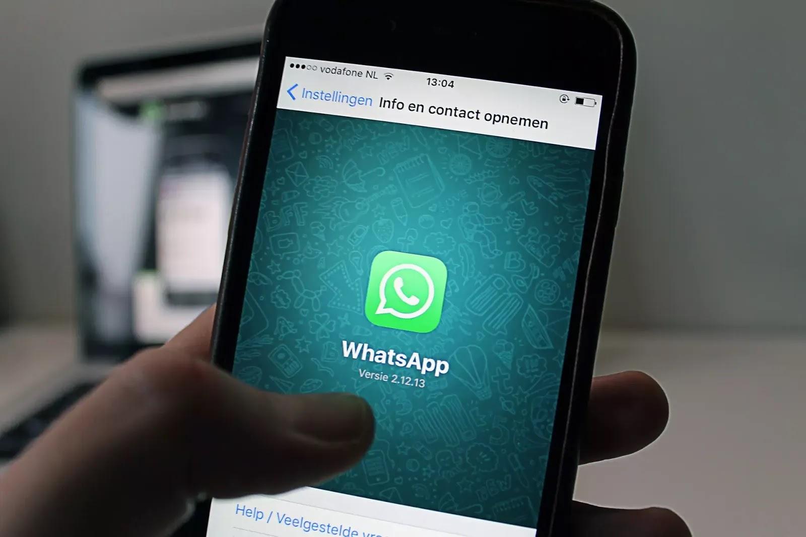Autenticação em dois fatores no Whatsapp