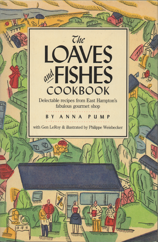 The Loaves and Fishes Cookbook ©1985