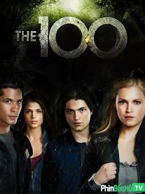 Phim 100 Người Thử Nghiệm (Phần 1) - The 100 (season 1) (2014)