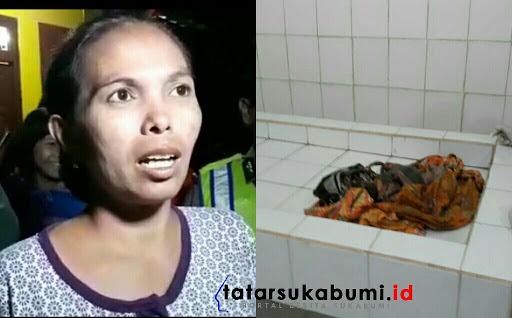 Mayat Bayi Sengaja Dibuang di Cibadak - Sukabumi, Inilah Pengakuan Warga Yang Pertama Menemukan Jenazah