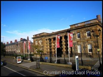 Crumlin Road Gaol Prison