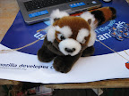 Mascotte Mozilla