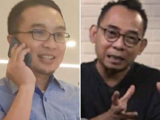 Tuding Keponakan JK Penyokong Formula E Kini Jadi Tersangka, EK: Formula E Makin Doyong, Sudah Blibet
