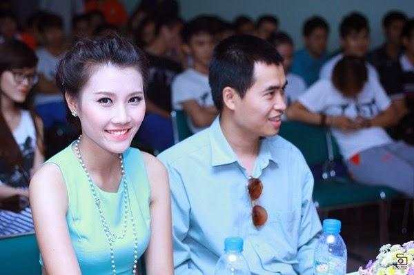 Đại sứ nhân ái Thanh Tú - Cao đẳng thực hành FPT Polytechnic