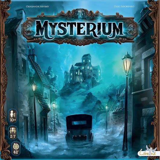 Mysterium – simpatično, ali slabije od Dixita