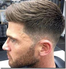 Fade Haircut Low Fade