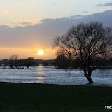 Hoogwater februari 2013