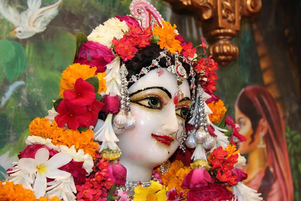 ISKCON Vallabh Vidhyanagar Sringar Deity Darshan 05 Mar 2016 (7)