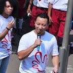 Ketua Umum TIDAR (Aryo Djojohadikusumo) memberikan sambutan.jpg